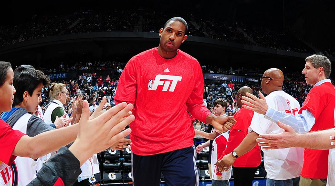 Atlanta Hawks Al Horford