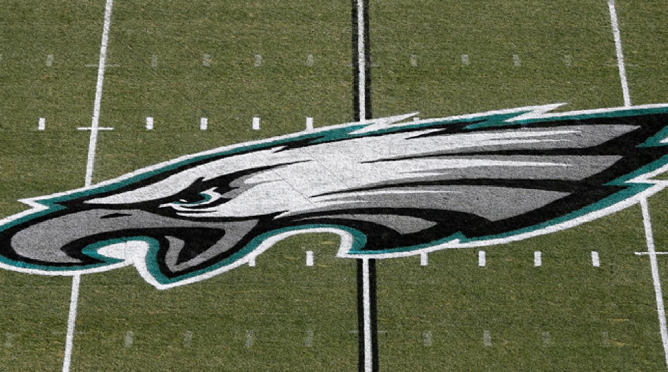 Eagles field logo
