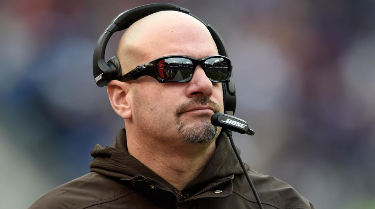 Mike Pettine Browns HC