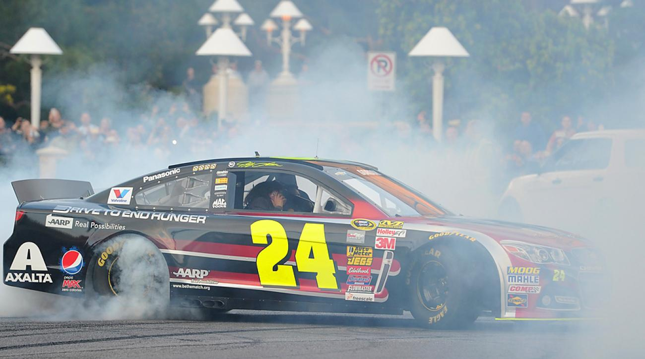 As Jeff Gordon prepares to retire from racing, he leaves a big seat to fill