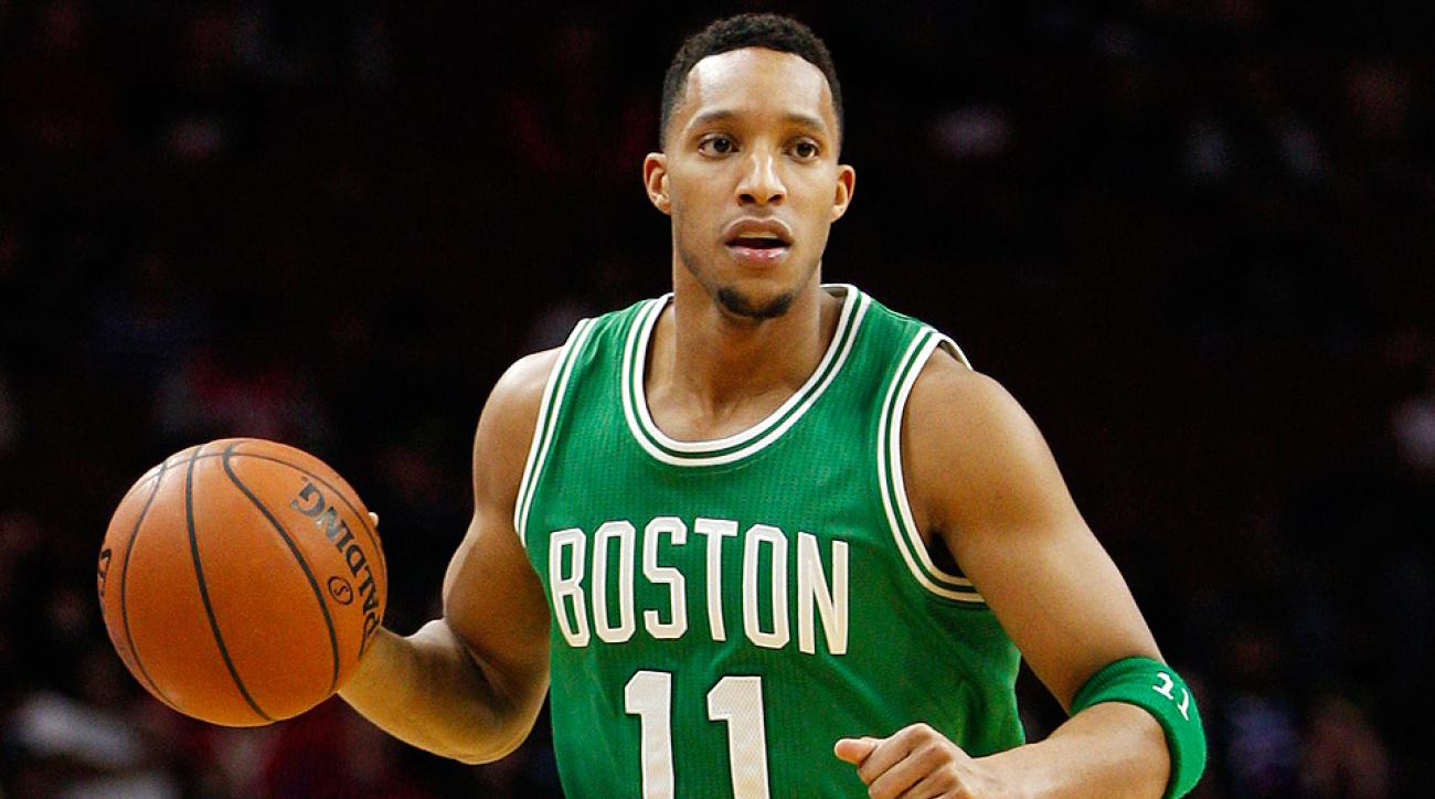 Evan Turner hit a game-winning three-pointer in the Celtics' win over the Blazers.