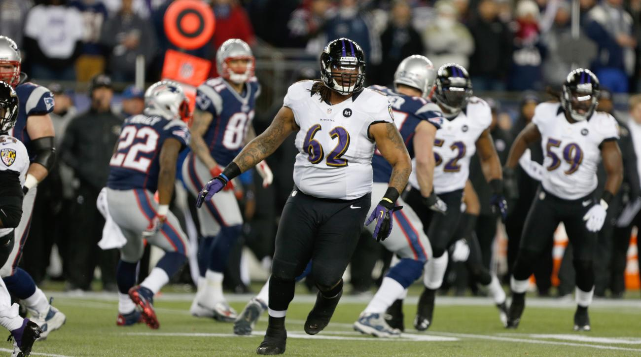 Ravens terminate Terrence Cody's contract