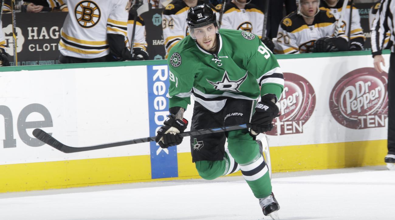 Stars' Tyler Seguin Bruins
