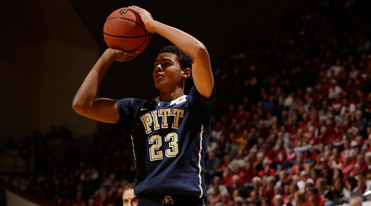 Cameron Johnson Pitt