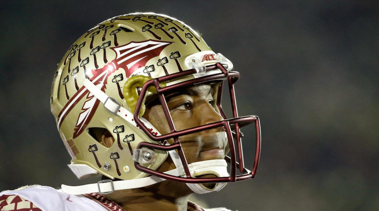 The woman who accused former Florida State quarterback Jameis Winston of sexual assault has spoken publicly for the first time in a documentary that premiered at the Sundance Film Festival.