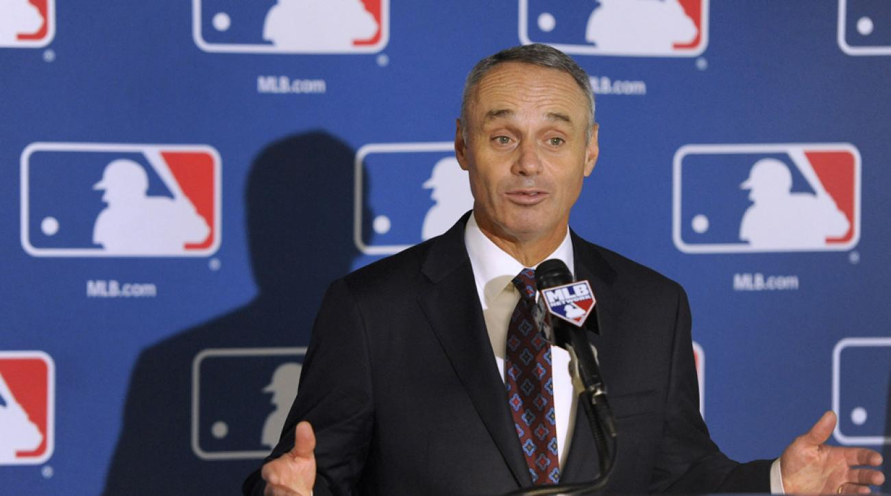Rob Manfred could eliminate the defensive shift
