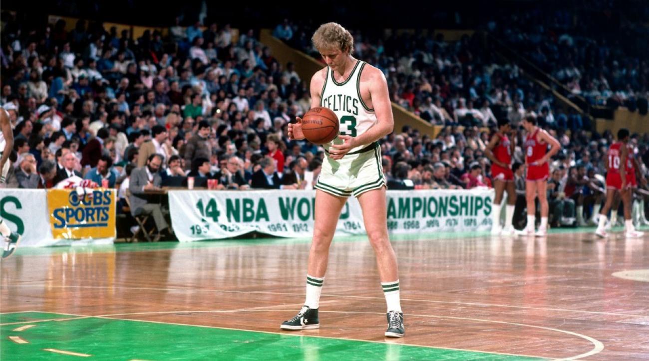 Boston Celtics, Larry Bird 1984 Scouting report