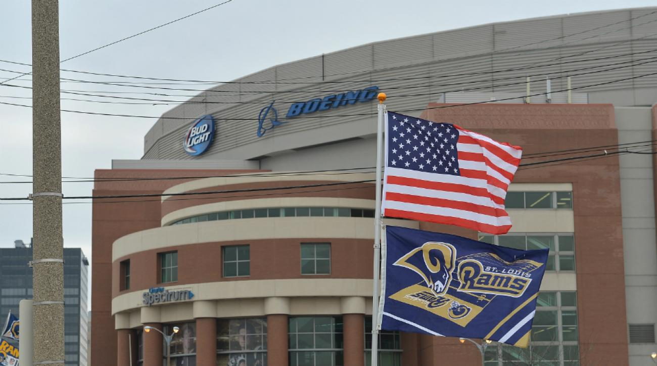 Rams go year-to-year Edward Jones Dome lease