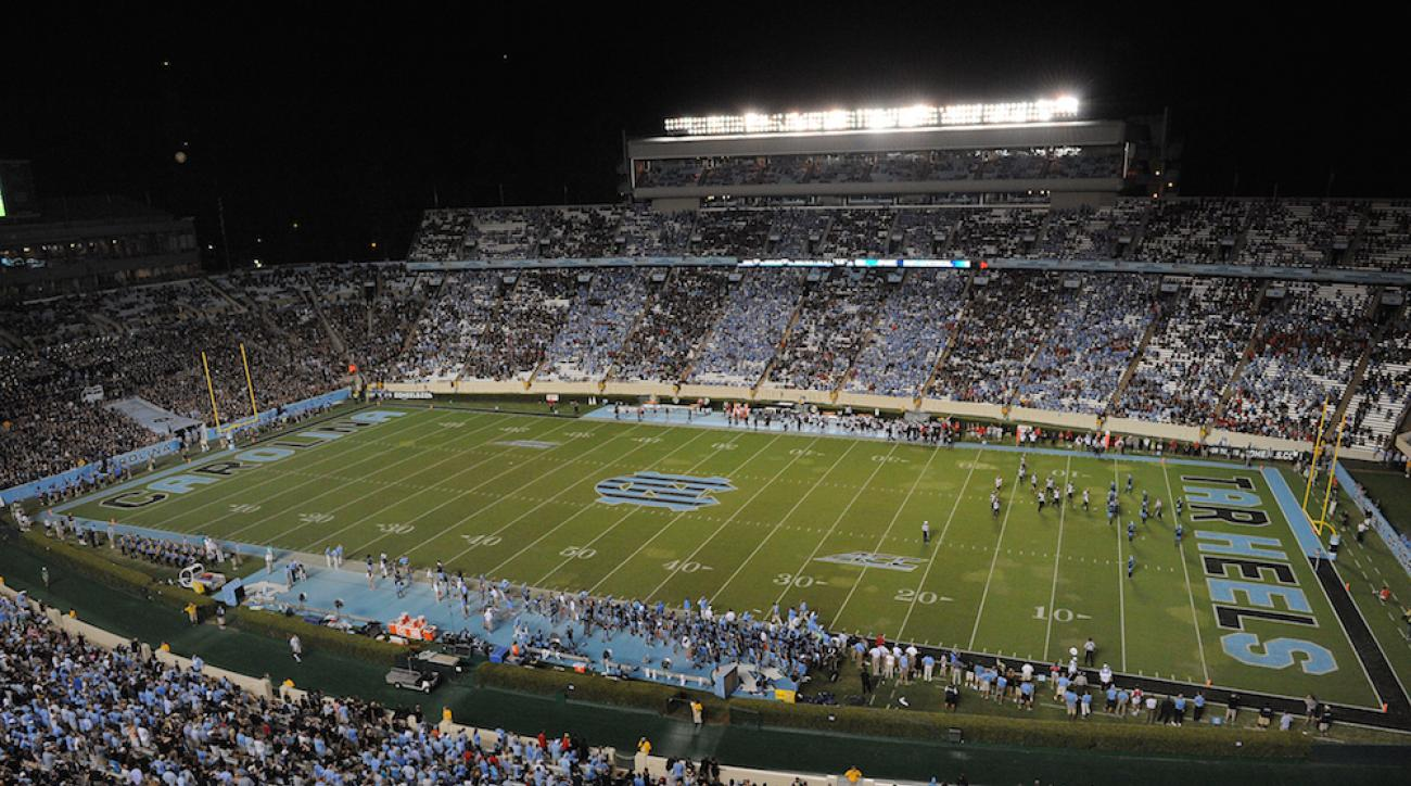 "North Carolina and Wake Forest have agreed to a rare ""non-conference"" home-and-home as ACC partners."