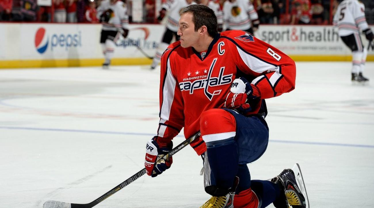 Capitals Alex Ovechkin calls a fan but gets voicemail