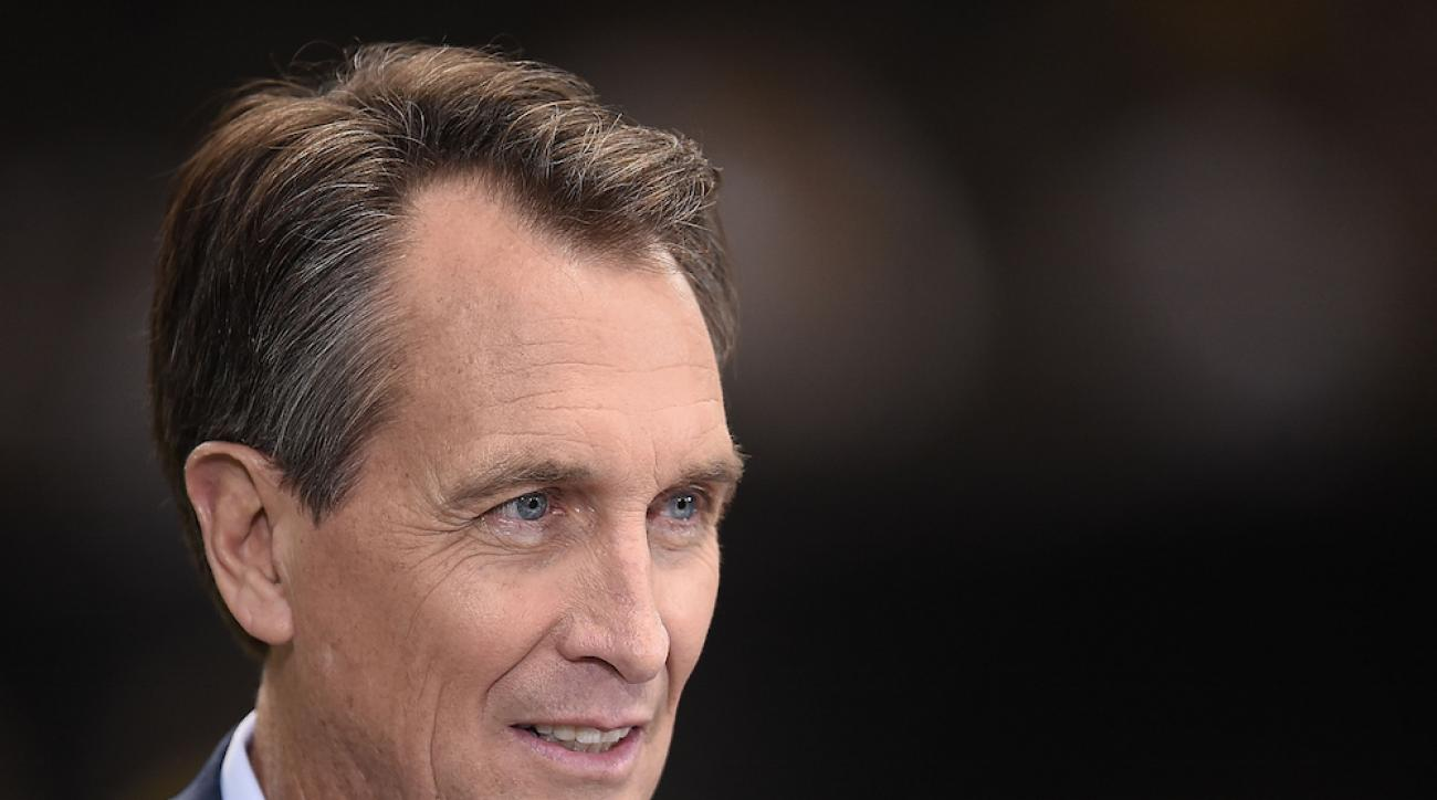 NBC's Chris Collinsworth is preparing for Super Bowl XLIX just like the New England Patriots and Seattle Seahawks.