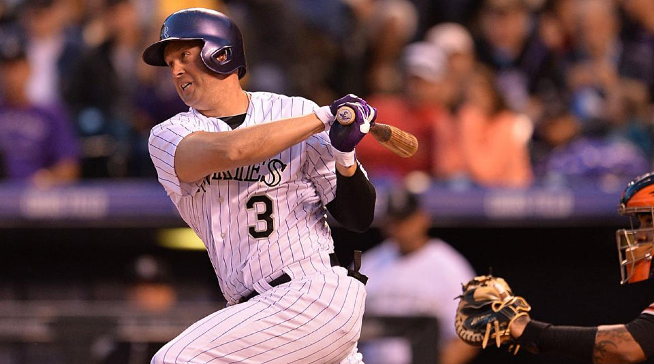 Michael Cuddyer, New York Mets