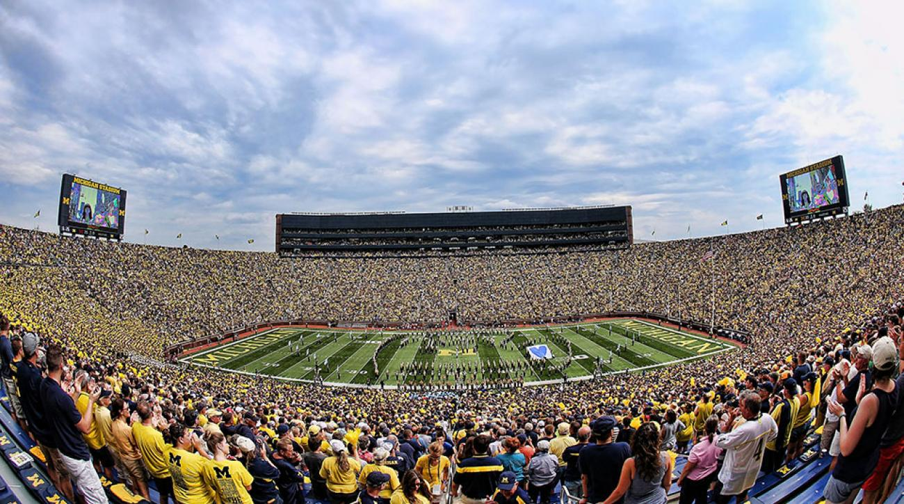 Michigan football recruiting