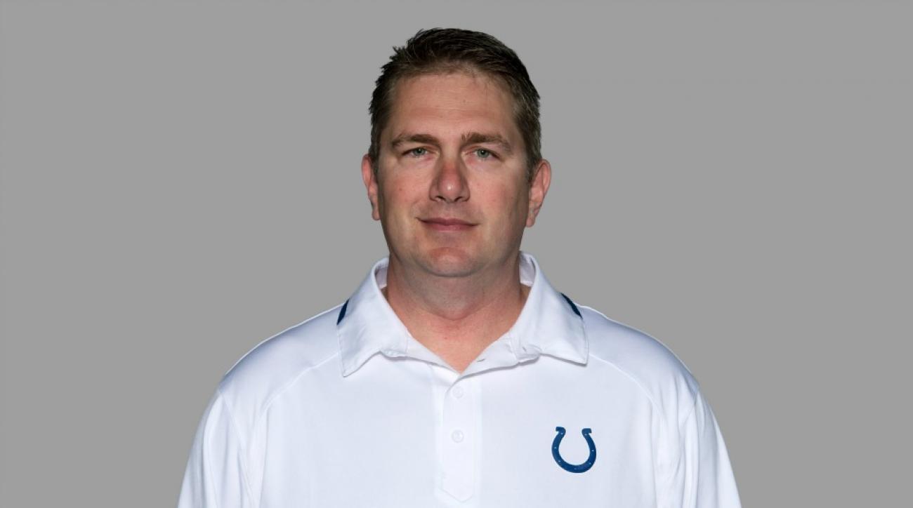 Colts hire Rob Chudzinski