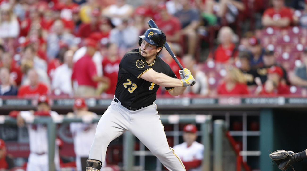Travis Snider was traded to the Baltimore Orioles by the Pittsburgh Pirates on Tuesday.