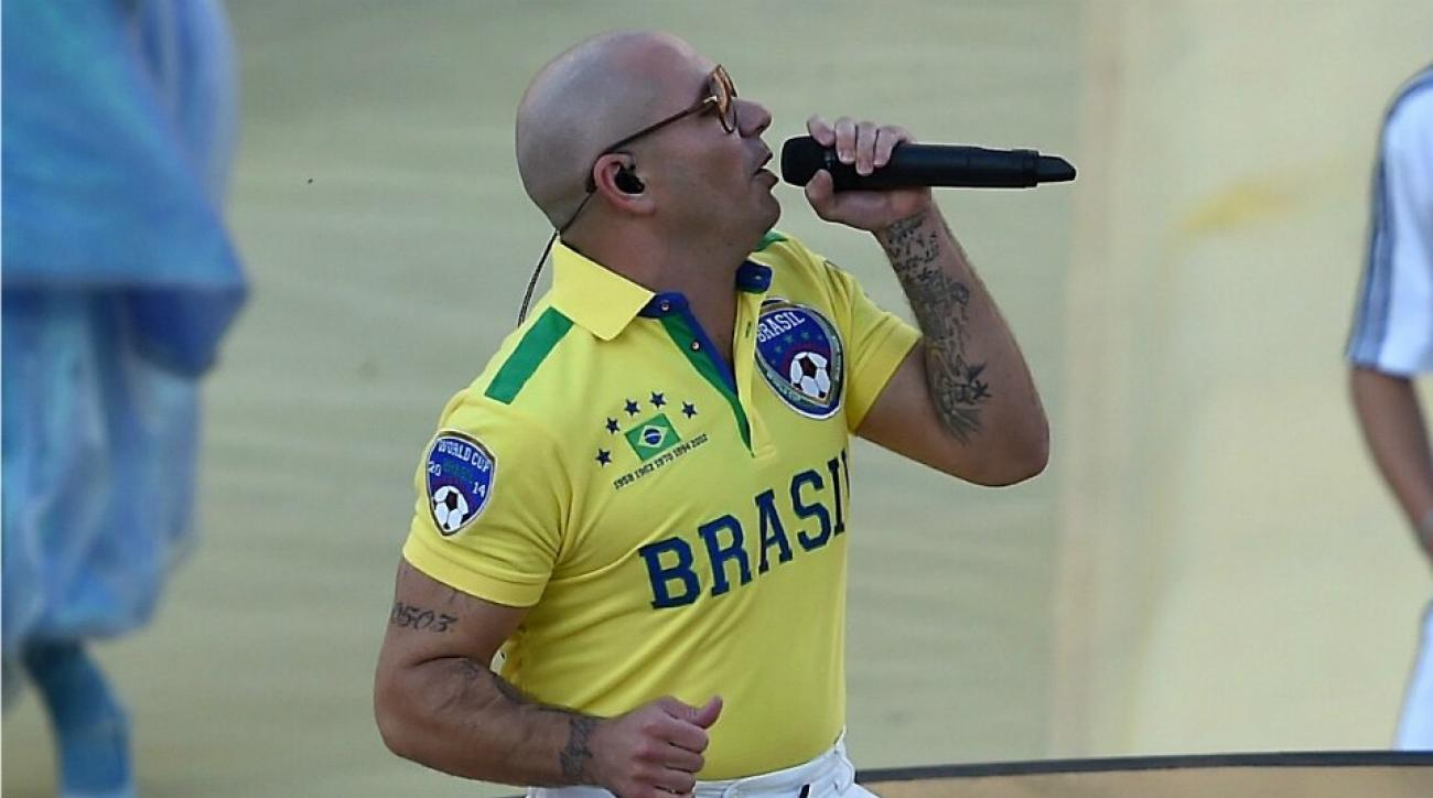 Pitbull says he does not like soccer despite writing World Cup Anthem