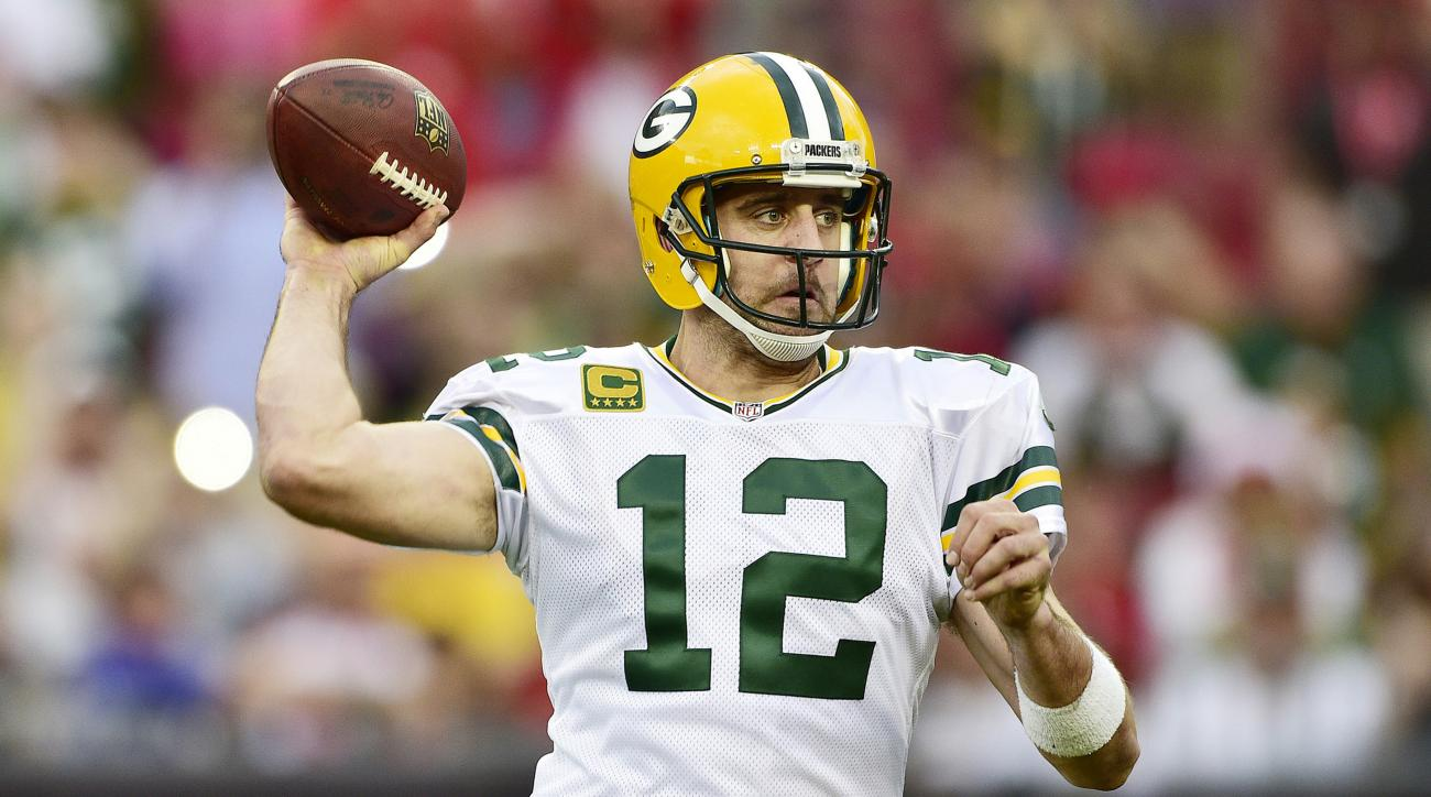 Aaron Rodgers military families