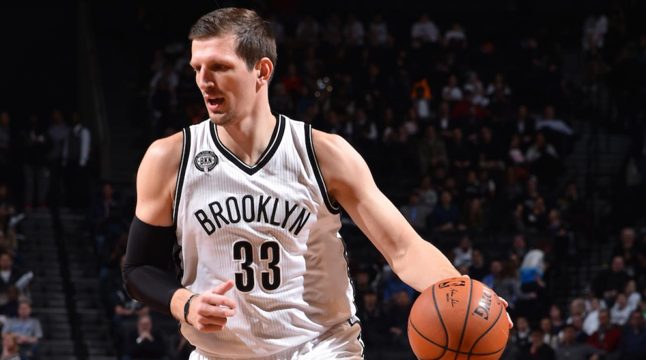 Brooklyn Nets forward Mirza Teletovic is expected to make a full recovery after being diagnosed with blood clots in his lungs.