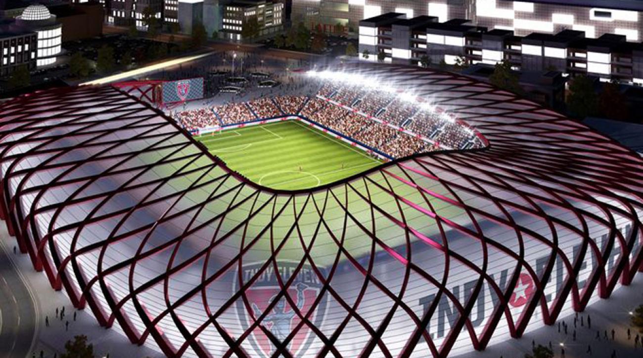 Indy Eleven proposes $82 million venue