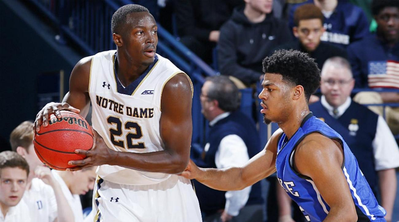 Jerian Grant stars for Notre Dame vs. Duke