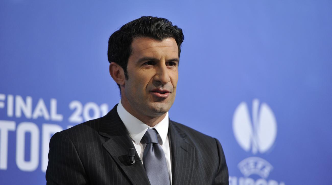 Luis Figo FIFA president