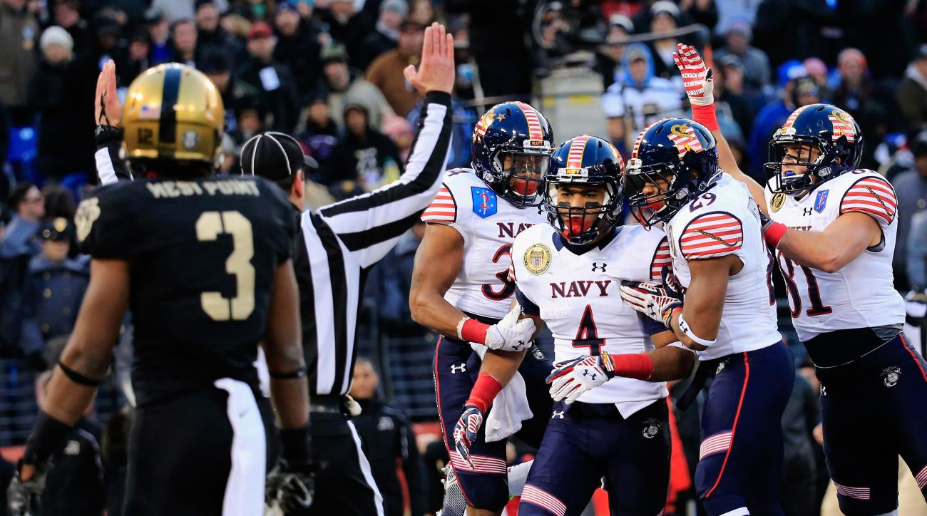 Navy Army College Football Playoff schedule conflict