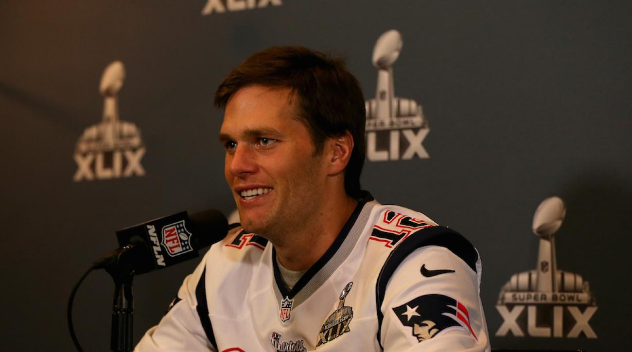 The New England Patriots are popular among bettors for Super Bowl XLIX.