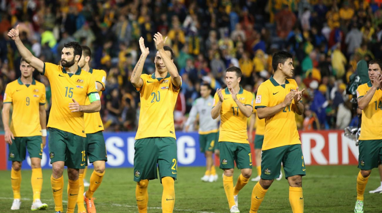 AFC members want Australia out