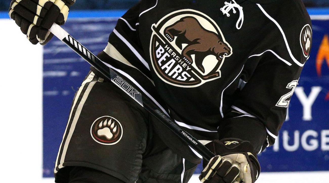hershey bears groundhog day jersey