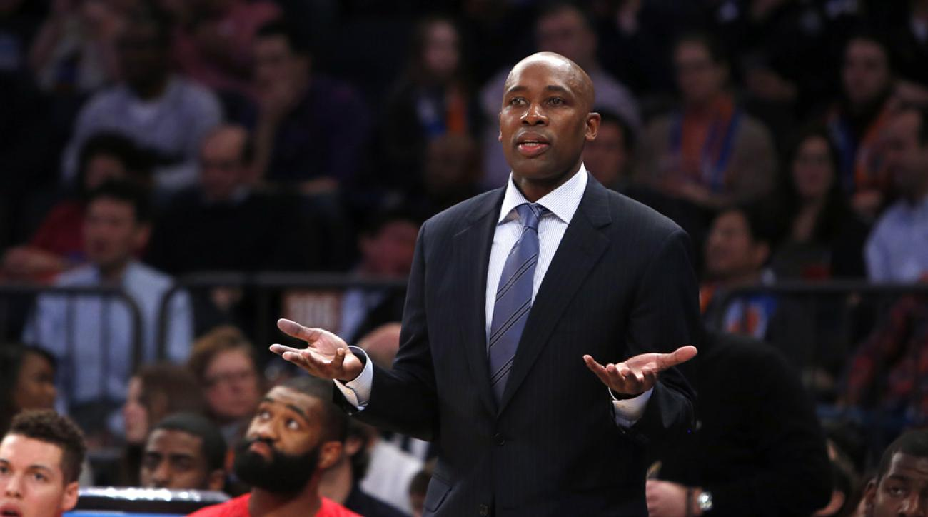 Magic close to firing coach Jacque Vaughn