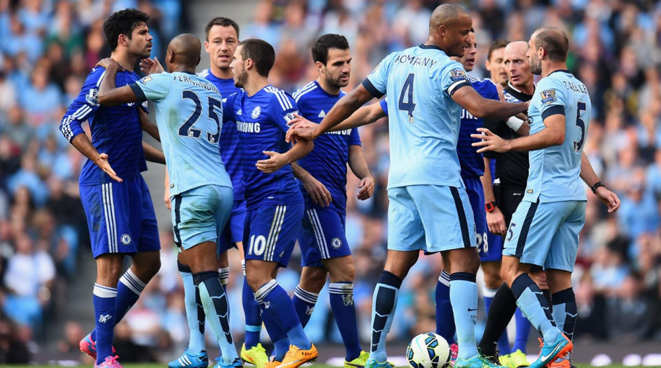 Chelsea Vs Man City: EPL Odds: Manchester City Vs. Chelsea