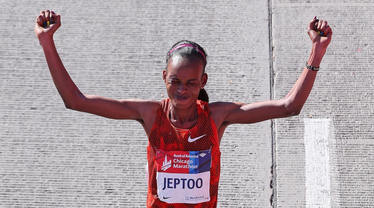Rita Jeptoo banned for doping