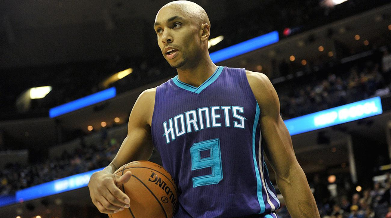 Gerald Henderson threw down a monster dunk against the Nuggets.