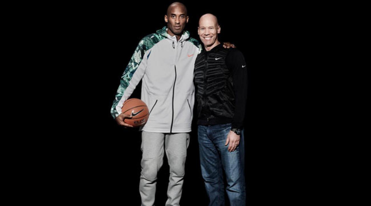 7de703ba23d049 Nike designer Eric Avar talks about working with Kobe Bryant