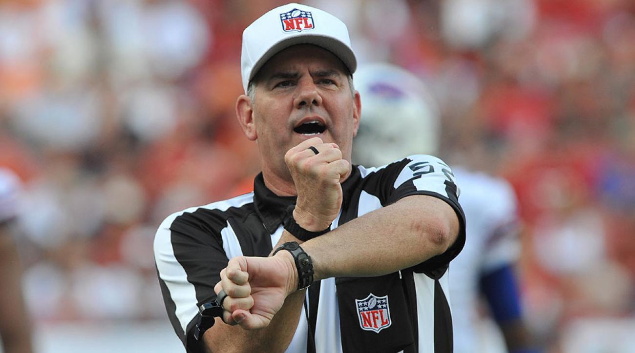 4b4883e9df2 Super Bowl 49 will be officiated by Bill Vinovich