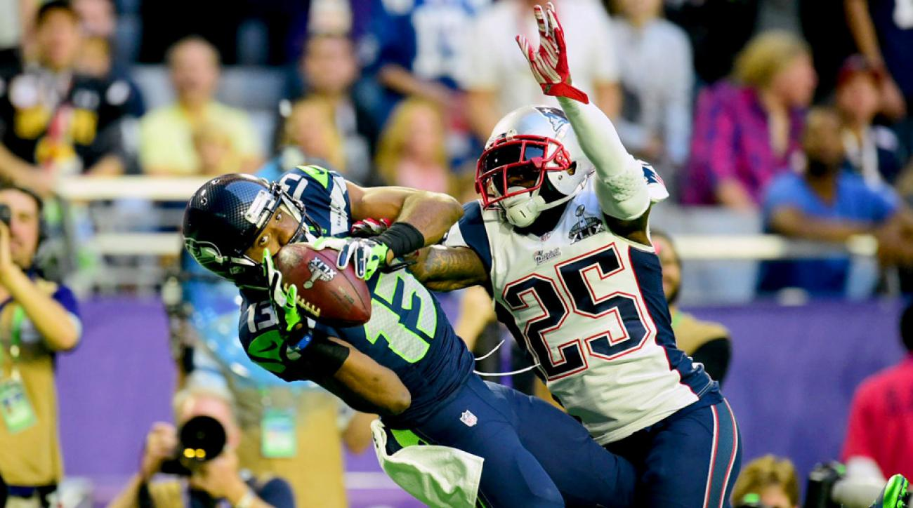 Seahawks' Chris Matthews comes out of nowhere to bedevil Patriots