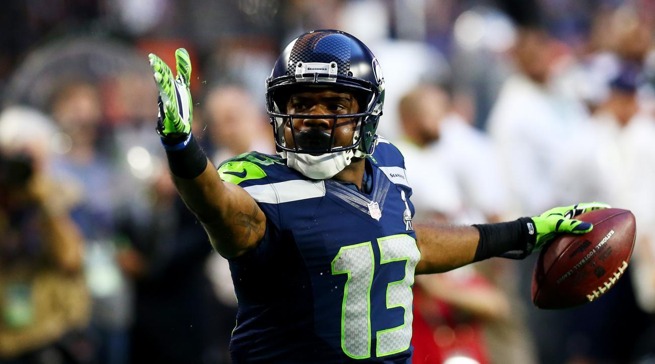 Chris Matthews Seattle Seahawks touchdown