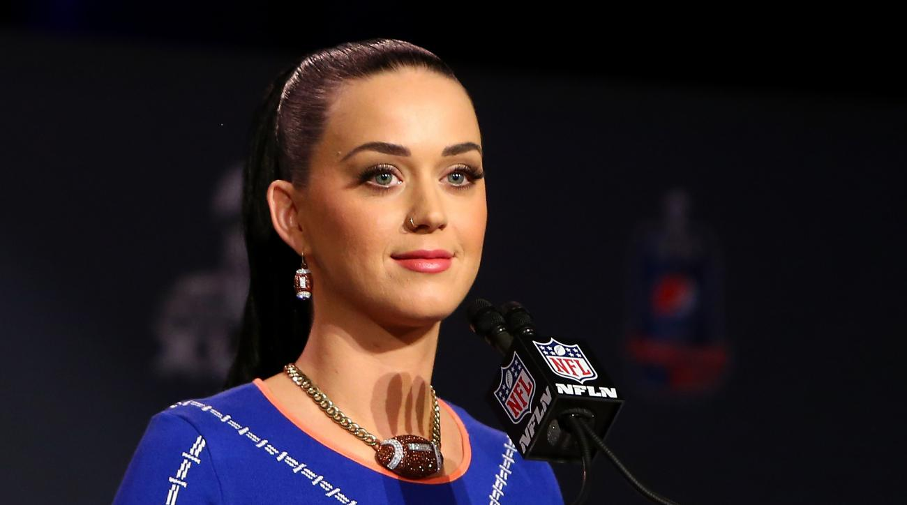 Katy Perry Super Bowl 2015 halftime show