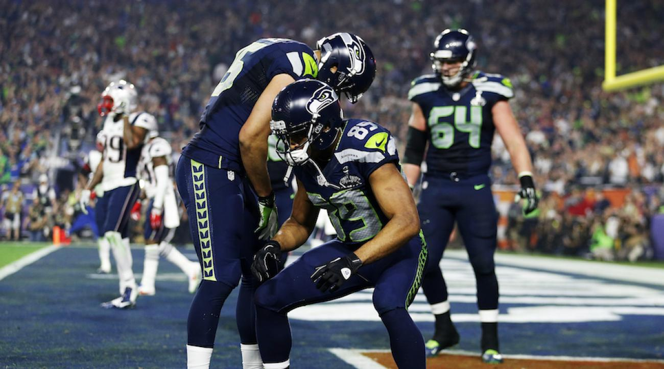 seattle seahawks doug baldwin celebration