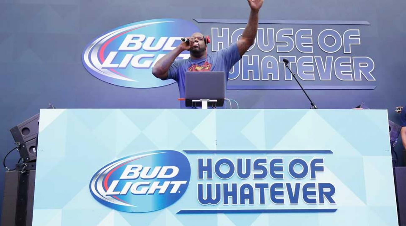 Bud Light 2015 Up For Whatever PacMan