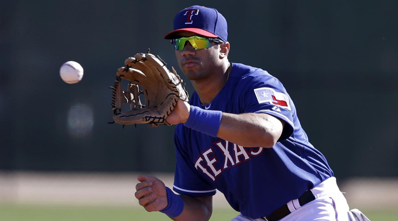 Russell Wilson to attend Rangers spring training