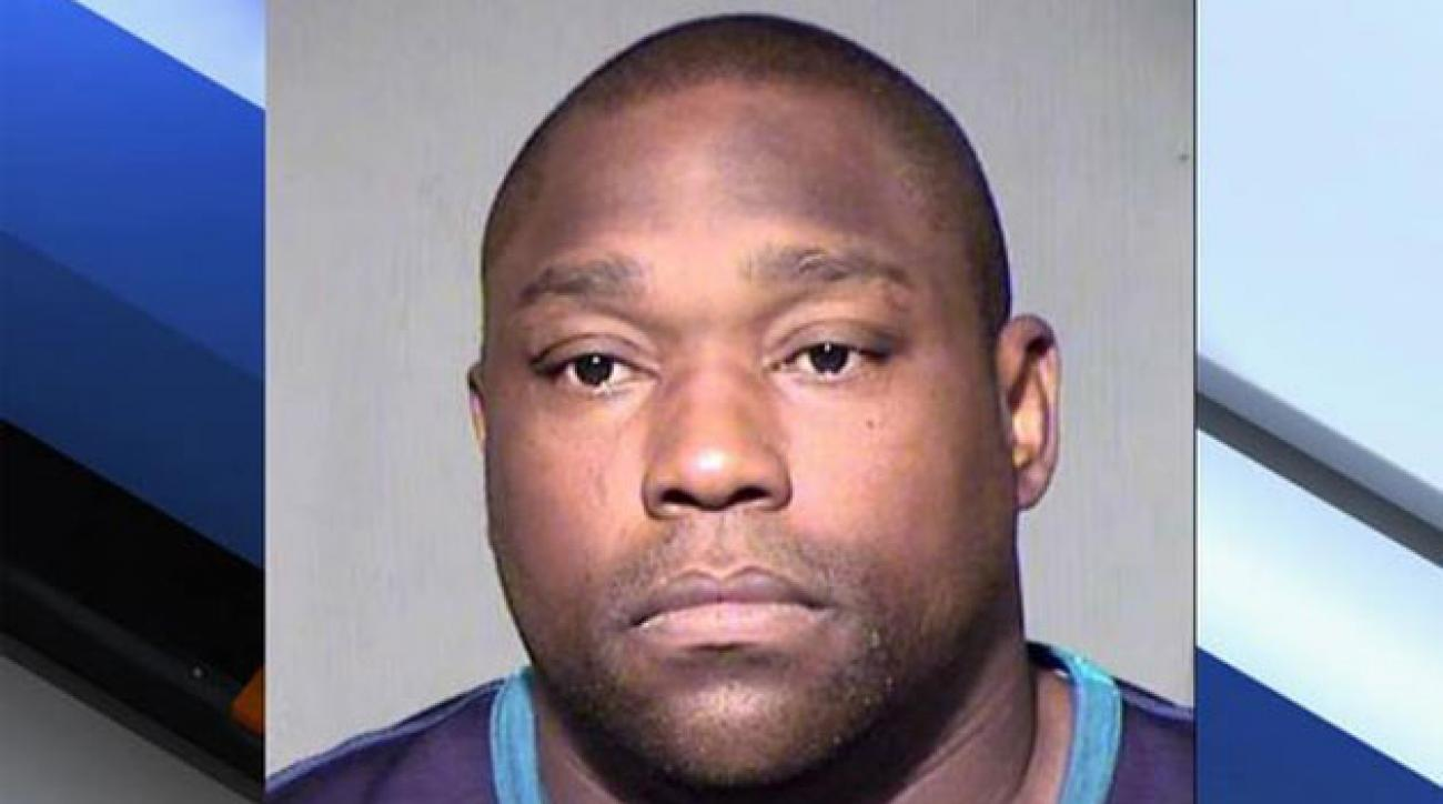 Warren Sapp Phoenix Arizona arrested