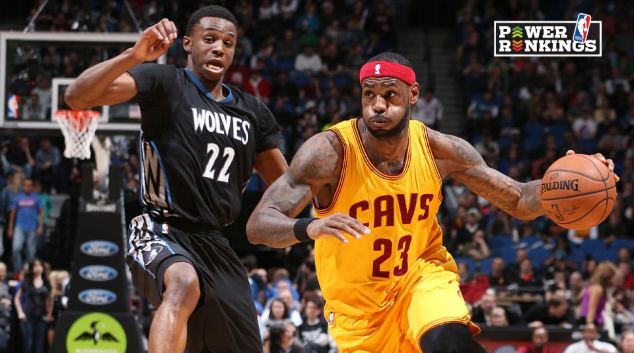 Andrew Wiggins; LeBron James
