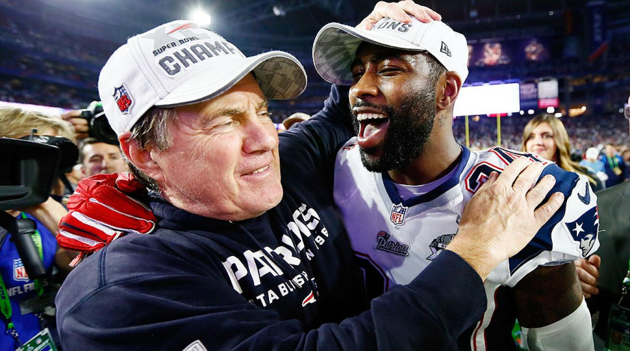 Patriots offseason preview: Free agents, cap space, draft picks