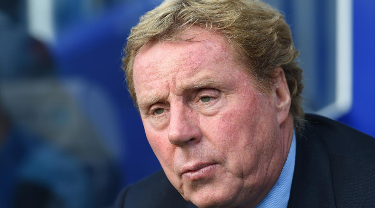 Harry Redknapp resigns as manager of QPR