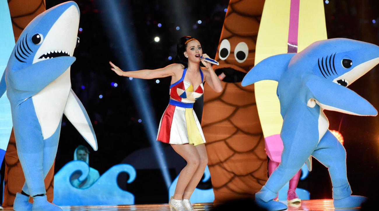 Katy Perry's left shark committed to Boise State.