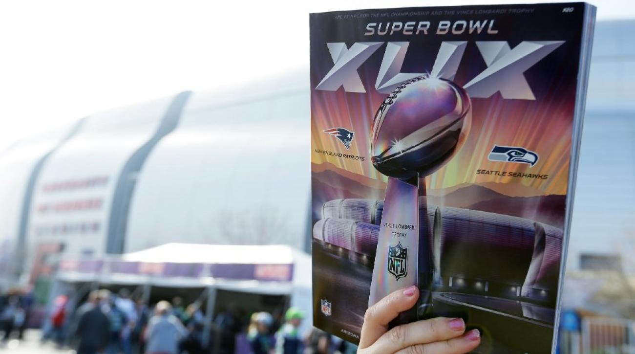 Super Bowl Program Hologram causes airport delays
