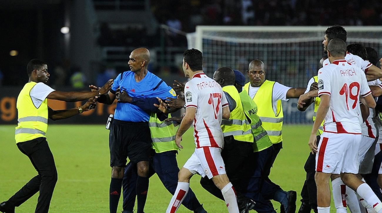 tunisia african cup controversy