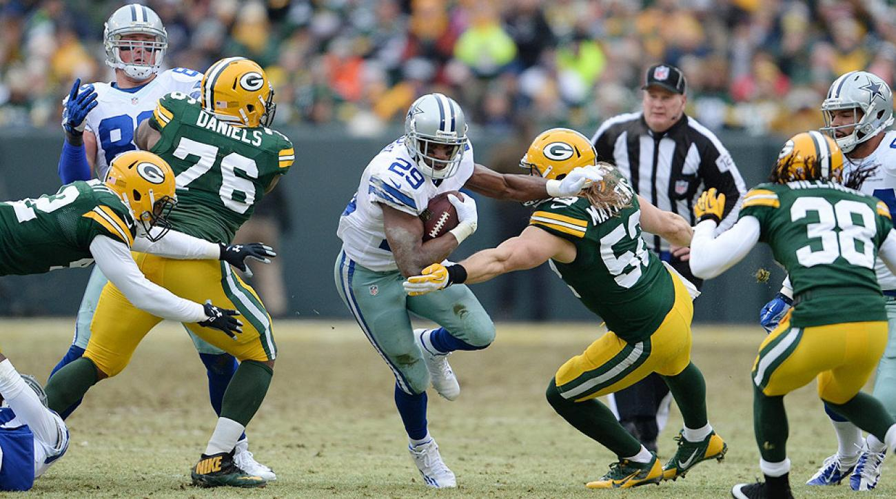 2015 NFL free agents: Demarco Murray best available running back