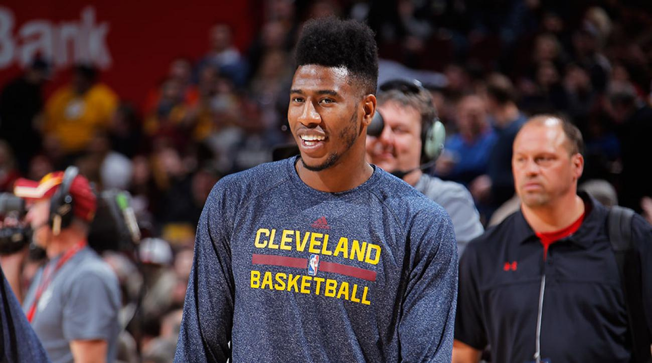 Cleveland Cavaliers Iman Shumpert